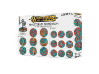 AoS: Shattered Dominion Round Bases (25 a 32mm)