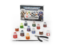 WH40k Paints Tools Set