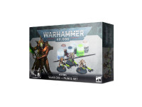 Necrons Warriors Paint set