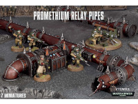 Promethium Relay Pipes